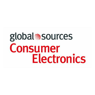 Logo da feira Global Sources Eletronics
